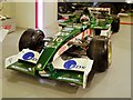 SP3554 : Jaguar Formula 1 Racing Car, Heritage Motor Centre by David Dixon