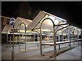 SE6051 : Shambles marketplace, York at night by Stephen Craven