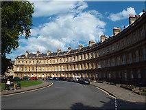 ST7465 : The Circus, Bath by Malc McDonald