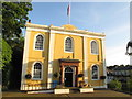 NY1230 : Cockermouth Town Hall, Cumbria by Andrew Tryon