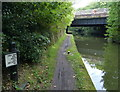 SP1284 : Stockfield Road Bridge No 87 by Mat Fascione