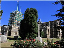 TL7006 : Chelmsford Cathedral by Colin Park