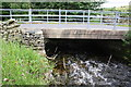 NY5804 : Bridge over Bretherdale Beck SE of Midwath Stead by Roger Templeman