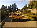 SH6071 : Walled Garden at Penrhyn Castle by Richard Hoare