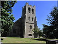 TL8523 : St Peter ad Vincula Church, Coggeshall by Colin Park