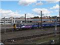 SE5951 : Northern Rail train leaving York by Stephen Craven
