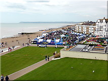 TQ7307 : Bexhill Festival of the Sea by PAUL FARMER