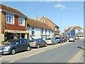 TR1029 : High Street, Dymchurch by Chris Whippet