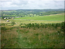 SE0064 : Malham Moor from Spring House by Carroll Pierce