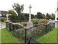 TQ7195 : Ramsden Heath War Memorial by Adrian Cable