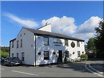 SD3097 : Crown Inn, Coniston by Philip Platt