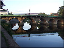 SK7954 : Trent Bridge, Newark by JThomas