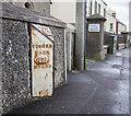 D2817 : Milepost, Carnlough by Rossographer