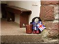 SD1399 : Paddington Bear, Still Awaiting his Train by Peter Trimming