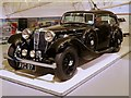 SP3554 : SS One, Heritage Motor Centre by David Dixon