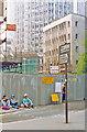 TQ3381 : Scene on Bishopsgate after the 24 April 1993 IRA Bomb blast by Ben Brooksbank