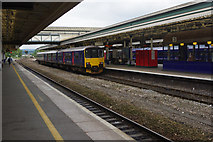 SX9193 : Exeter St Davids by Stephen McKay
