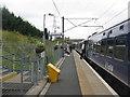 NT3172 : Borders Railway train at Brunstane by M J Richardson