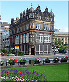 NZ2465 : Claremont Buildings, Claremont Road, Newcastle by Stephen Richards