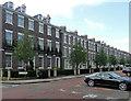 NZ2565 : 1-15 Carlton Terrace, Jesmond Road West, Newcastle by Stephen Richards