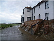 SU8003 : Low tide at Bosham by Marathon