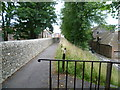 SU8604 : The Roman city wall at Chichester by Marathon