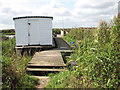 TG4015 : Houseboat on the River Thurne by Evelyn Simak