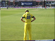 SJ8195 : Ashton Agar by Richard Hoare