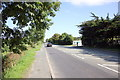SJ0783 : The A548 (Prestatyn Road)  by Jeff Buck