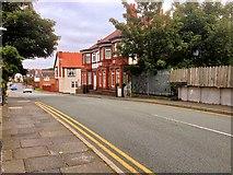 SJ2992 : Wallasey Village, Green Lane by David Dixon