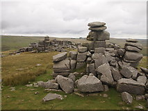 SX5476 : Great Staple Tor by Chris Andrews