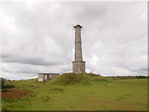 SX3771 : Chimney, Kit Hill by Chris Andrews