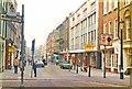 TQ3081 : Holborn, 1983: Lambs Conduit Street by Ben Brooksbank