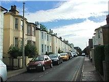 TQ5839 : Calverley Street, Tunbridge Wells by Chris Whippet