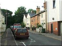 TQ5839 : Hill Street, Tunbridge Wells by Chris Whippet