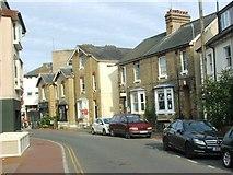 TQ5839 : Lime Hill Road, Tunbridge Wells by Chris Whippet