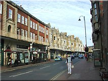 TQ5839 : Monson Road, Tunbridge Wells by Chris Whippet