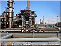 SJ4374 : Oil Refinery at Stanlow by David Dixon