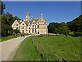 SO8001 : Woodchester Mansion by Chris Allen