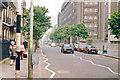 TQ3082 : Holborn, 1988: eastward on Guilford Street by Ben Brooksbank