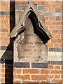SJ4468 : Methodist Church Memorial Stone by David Dixon