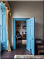 SO3164 : Bedroom of the Judge's House, Presteigne, Powys by Christine Matthews