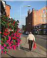 SK5237 : Beeston: a September morning in Wollaton Road by John Sutton
