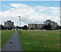 NZ2365 : Castle Leazes Hall, Richardson Road, Newcastle by Stephen Richards