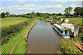 SJ8458 : The Macclesfield Canal from Bridge 86 by Jeff Buck