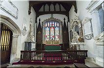 SK9239 : Chancel, Ss Peter & Paul church, Belton by J.Hannan-Briggs