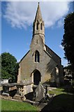 SP2238 : Stretton-on-Fosse church by Philip Halling