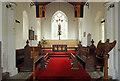 TL2842 : St Peter & St Paul, Steeple Morden - Chancel by John Salmon