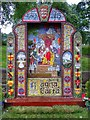 SK0573 : Buxton Well Dressing – St. Ann's Well by Mick Garratt