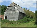 TL7932 : Old Barn by Keith Evans